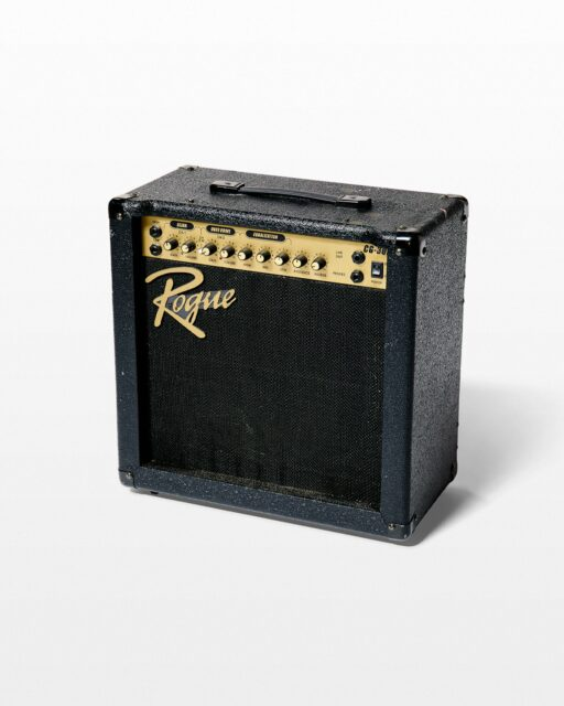 Front view of Rogue Amp
