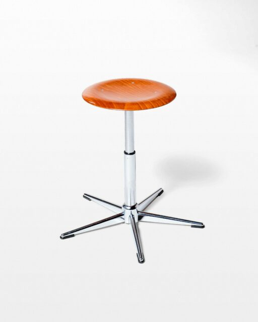 Front view of Radiate Adjustable Stool
