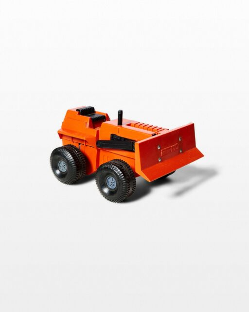 Front view of Fixx Bulldozer Toy