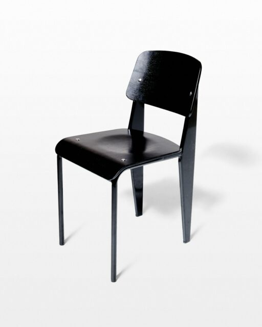 Front view of Beek Chair
